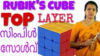 How To Solve A Rubik's Cube Malayalam | Rubik's Cube Malayalam Tutorial | PART 2