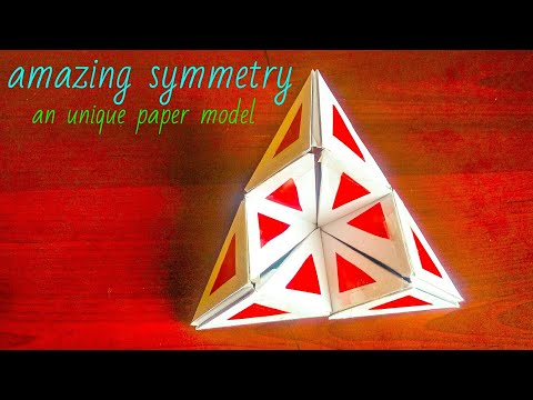 Amazing symmetry | maths working model