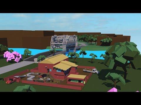 Играем в ROBLOX в Lumber Tycoon 2