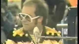 Elton John - Daniel (1974) - Live at Watford