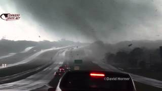 Amazing Kennedale, Texas tornado video!