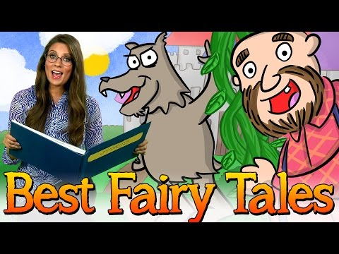 Best Fairy Tales! Story Time Favorites w/ Ms. Booksy at Cool School
