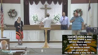 "July 18, 2021 Rev. Stephen  R. Smith "" God Will Make a Way """