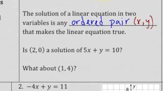 IM1 - 5.1 Understanding Linear Functions