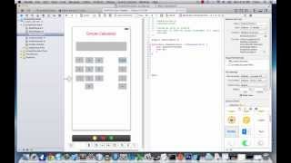 iOS Application Development Tutorial 5: Simple Calculator Application