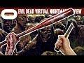 Oculus Go Review | Evil Dead Virtual Nightmare