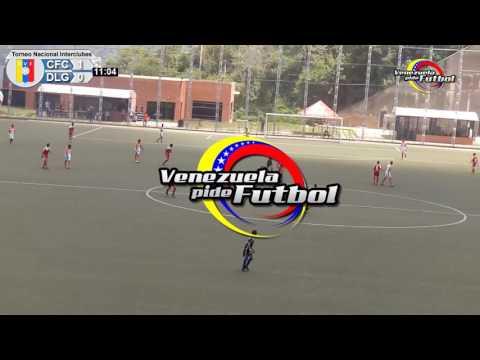 Caracas FC vs Deportivo La Guaira Sub-16