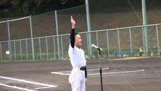 開会式で選手宣誓をやりました! 練習ではバッチリだったけど、本番はチ...