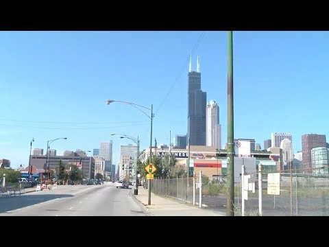 The Great City Chicago!!! ((A Collage of Videos To Music)) Frank Sinatra