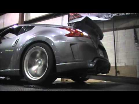 AAM Competition 370z S-Line Midpipe w/ Stock Muffler