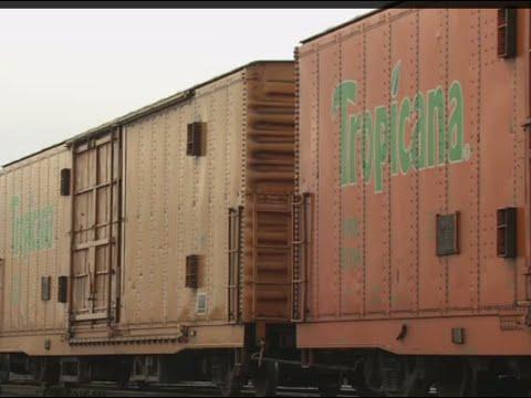 Tracks Ahead - Tropicana Express and Australia's Wine Trains