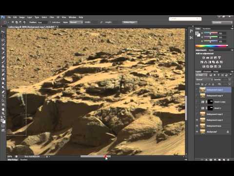 Machine Parts, Structures & Weird Vehicles Hidden On Mars
