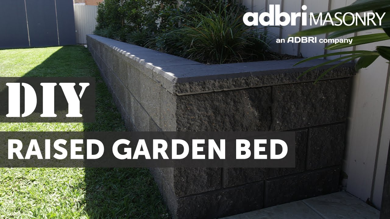Diy Garden Bed Video Versawall 174 How To Raised Garden Bed