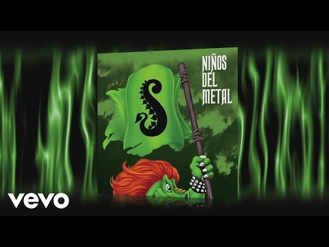 """Heavysaurios presentó """"Niños del metal"""", el primer single de su nuevo disco"""