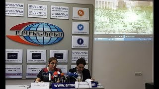 Ներկայացվեցին «Սումգայիթ. Խոսում են ադրբեջանցի վկաները» գիրքն ու «Սումգայիթ. Սպանված սերունդ» ֆիլմը