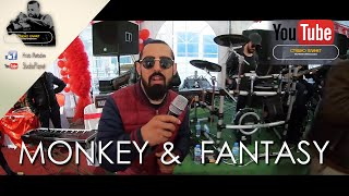 MONKEY &  FANTASY   Studio Planet Montana 0988346083