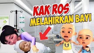Download lagu Kak Ros melahirkan Anak Bayi Upin ipin kaget GTA Lucu MP3
