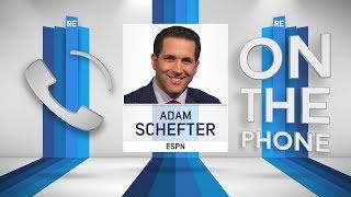 ESPN's Adam Schefter Talks Patriots, Foles, AB & More w/Rich Eisen | Full Interview | 2/5/19