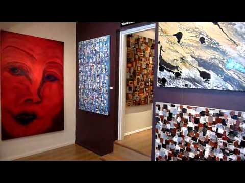 Learn to paint art studio, art DVD lessons
