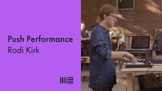 "Rodi Kirk Performs ""Underwater"" on Push"