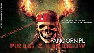 (Piraci z Karaibów) Pirates of the Caribbean Moonlight Serenade