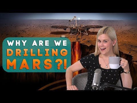 NASA's InSight mission will drill deeper into Mars than ever before | Watch This Space Mp3