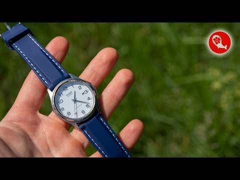 Силиконовый ремешок для наручных часов | Посылка из Китая