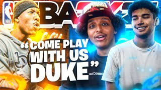 Duke Dennis, Agent 00 And Adin Are The WORST TRIO On NBA 2K21 NEXT GEN! NEXT GEN 2K21 GAMEPLAY!