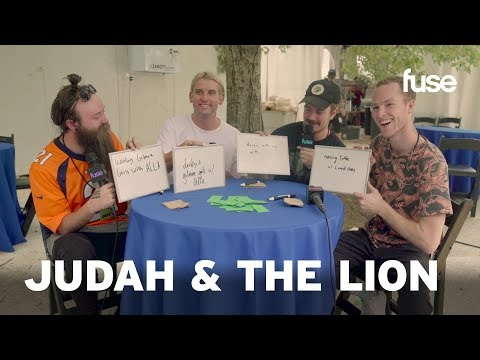 Judah & The Lion Take Fuse's BFF Quiz | Music Midtown 2017