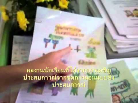 การสอนแบบอิงประสบการณ์ภาษาไทย ป.๑