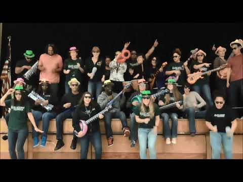 The Academy of Alameda - Funk Music Video live!