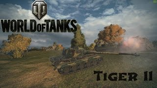 Tiger II Review, Guide & Gameplay + Ace Tanker - World of Tanks
