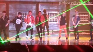 [HD 130601] Super Junior M - Breakdown (SS5JKT / SS5INADay1)