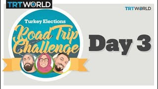 Turkey  Elections Road Trip: Political Party Dinner Challenge (Episode 3)