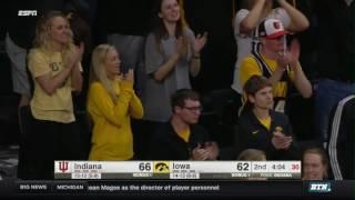 Indiana at Iowa - Men