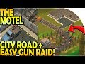 MOTEL LOCATION + THE CITY ROAD of UPDATE 1.9.9 (+ EASY GUN RAID) - Last Day on Earth Survival 1.9.8