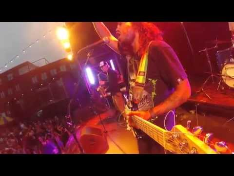 Vince Irie & Offshore Live GoPro3+ Reggae Music