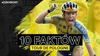 10 zaskakujących faktów o Tour de Pologne