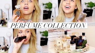 My Perfume Collection & Favourites | Samantha Maria