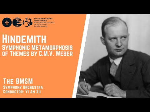 P. Hindemith - Symphonic Metamorphosis of Themes by Carl Maria von Weber