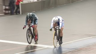 5月13日から宮城自転車競技場で行われた自転車トラック競技の全日本選...