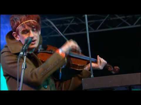 Patrick Wolf - Glastonbury 2007