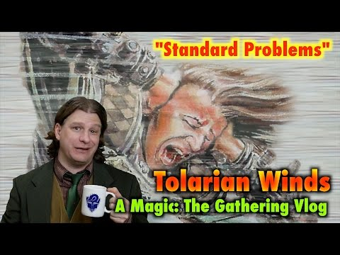 """The Professor from TCC discusses """"Standard Problems"""""""