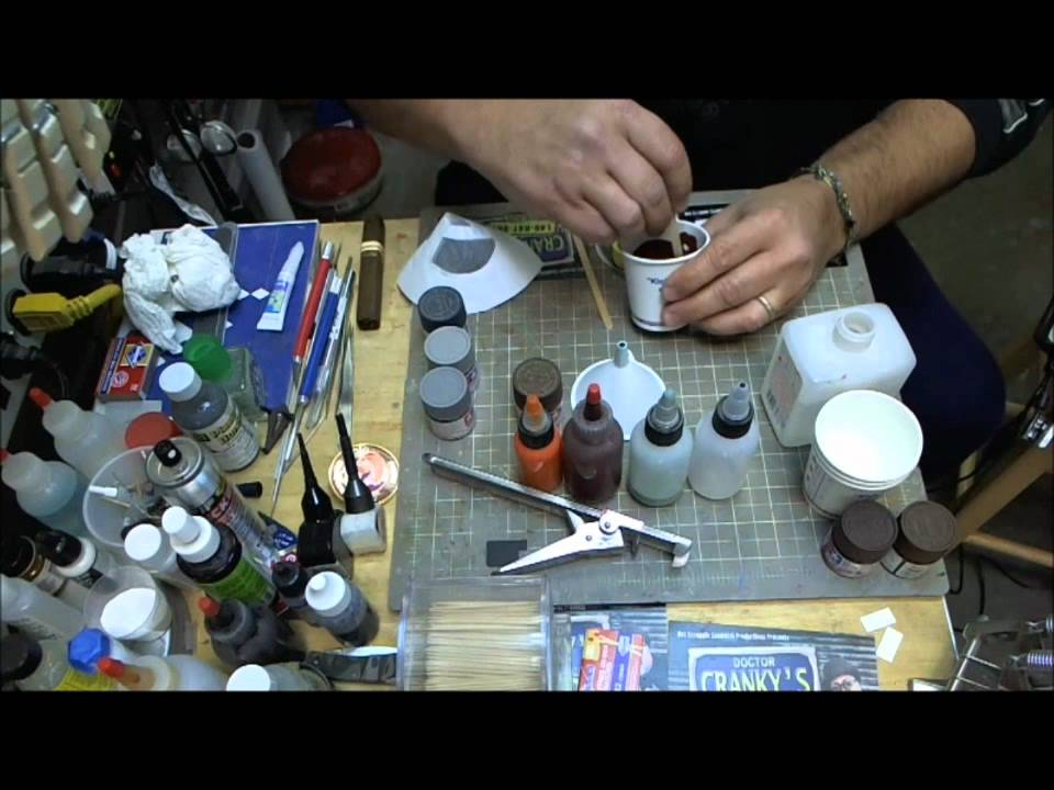 mixing your tamiya acrylics - Tamiya Color