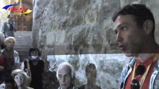 Плита гроба господня - Израиль ноябрь 2016/господень Иерусалим(Плита гроба господня - Израиль ноябрь 2016, Иерусалим храм гроба. Поставил свечу за упокой отца. Поднялся на..., 2016-11-26T15:31:21.000Z)
