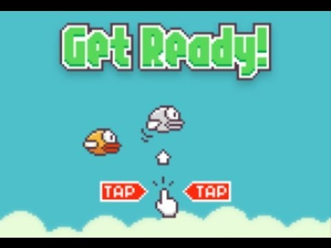 Stupid Flappy Bird