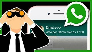 "Como Tirar o ""visto por último"" do WhatsApp"