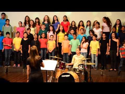 Escola de Música - Canto Coral - Ai que Saudade d'Ocê - Arr.  Eduardo Dias Carvalho - Vital Farias