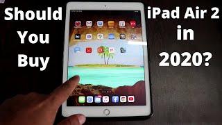 iPad Air 2 Review in Hindi! Should You Buy in 2020!?