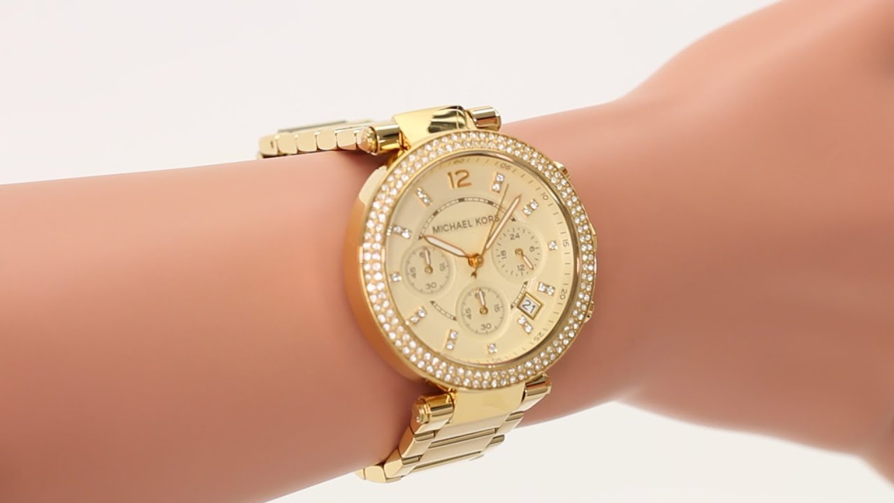 Hands on with the Michael Kors MK5354